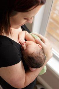 Breastfeeding and sleep